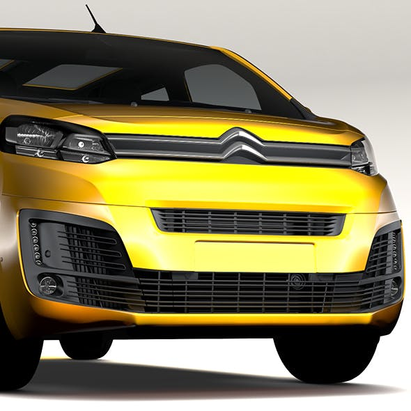 Citroen SpaceTourer L3 2017