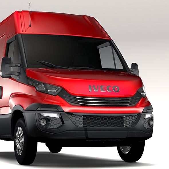 Iveco Daily L2H2 2017
