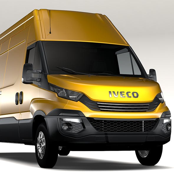 Iveco Daily L5H3 2017
