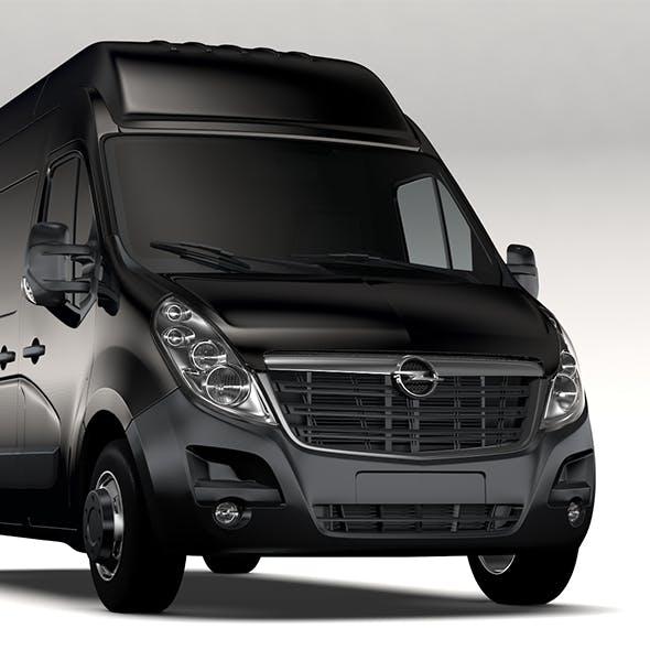 Opel Movano L2H3 Van 2016
