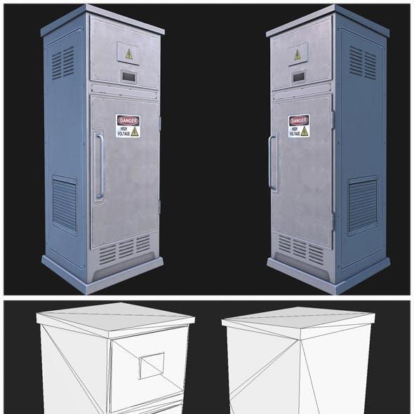 Electronic Box 4