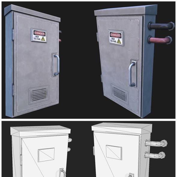 Electronic Box 5