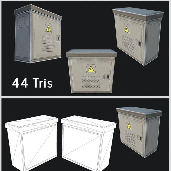 Utility Box 01