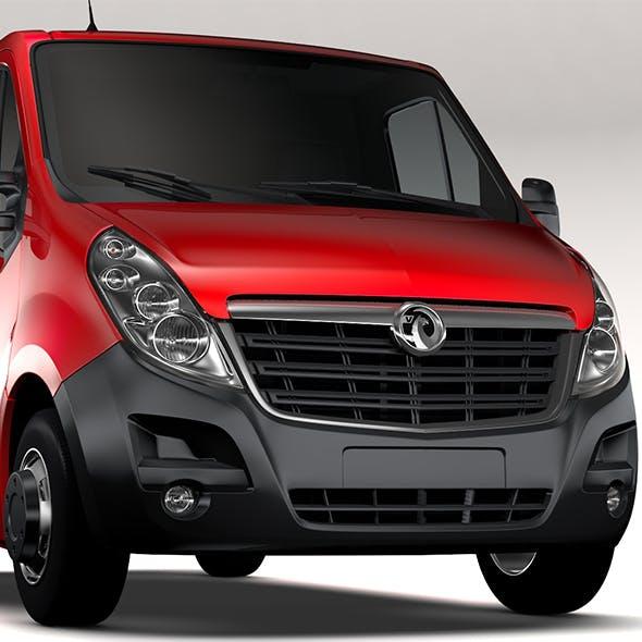 Vauxhall Movano L1H1 Van 2016