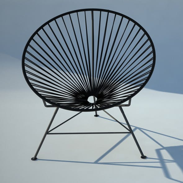 Acapulco wire chair