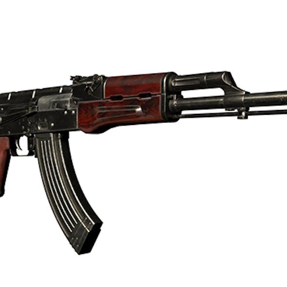 Assault Rifle AKM