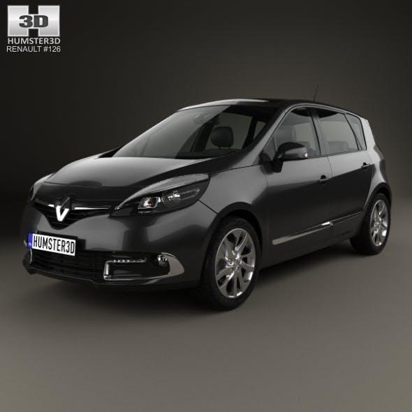 Renault Scenic MPV 2013