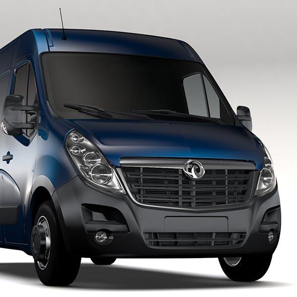 Vauxhall Movano L2H2 Van 2016