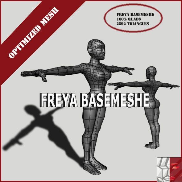 Freya basemeshe