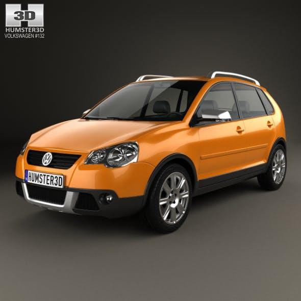 Volkswagen Cross Polo 2006 - 3DOcean Item for Sale