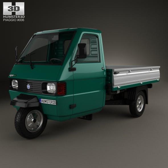 Piaggio Ape TM Pickup 1982