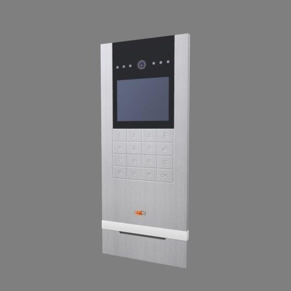 IP video door phone calling panel - 3DOcean Item for Sale