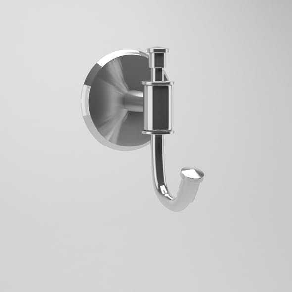 Cloth Hook - 3DOcean Item for Sale