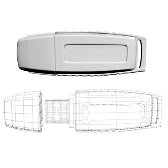 USB Flash Drive 01 - 3DOcean Item for Sale