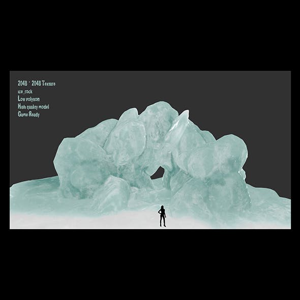 ice 2 - 3DOcean Item for Sale