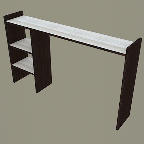 Table shelf 3