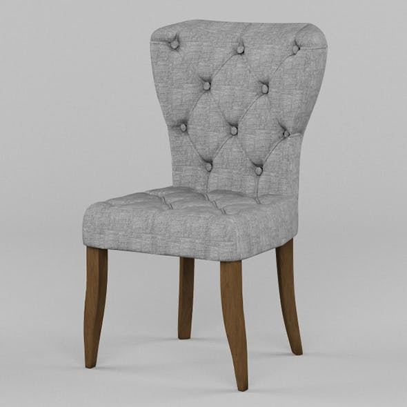 Vray Ready Classics Dining Chair - 3DOcean Item for Sale