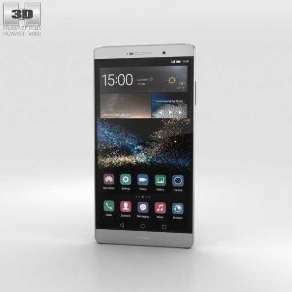 Huawei P8max Titanium Gray