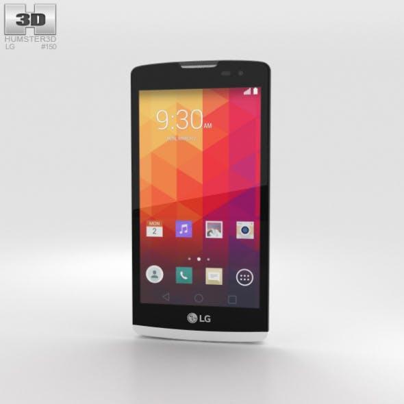 LG Leon White