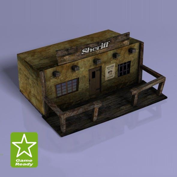 Sherrif - 3DOcean Item for Sale