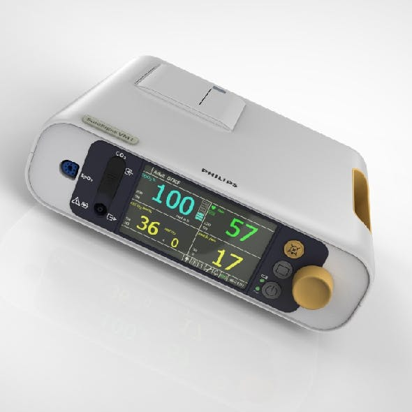 Patient monitor Philips SureSigns VM1