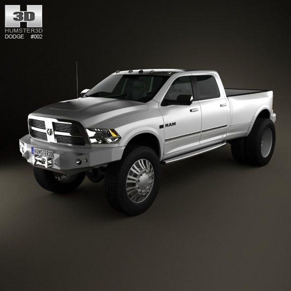 Dodge Ram 2010 - 3DOcean Item for Sale