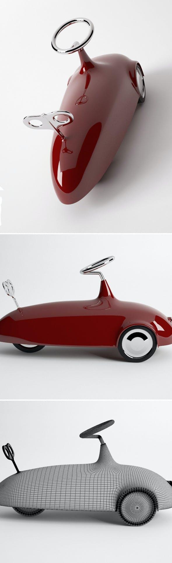 Konstantin_B toy car - 3DOcean Item for Sale