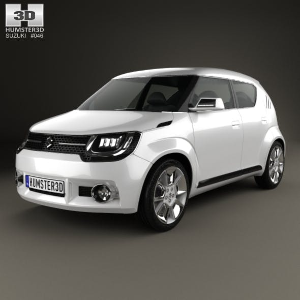 Suzuki iM-4 2015
