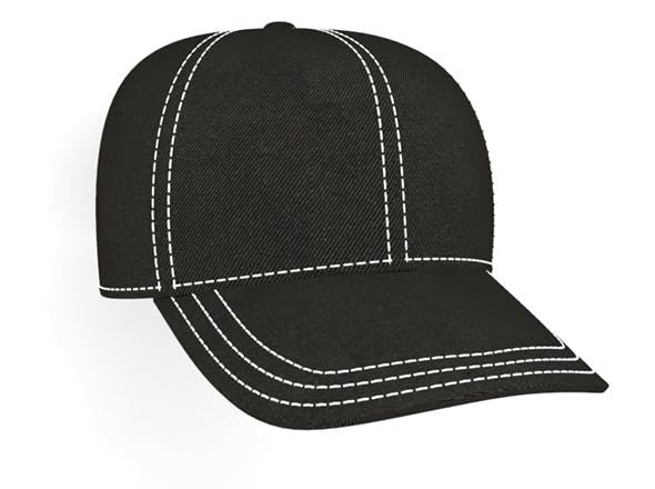 black baseball cap - 3DOcean Item for Sale