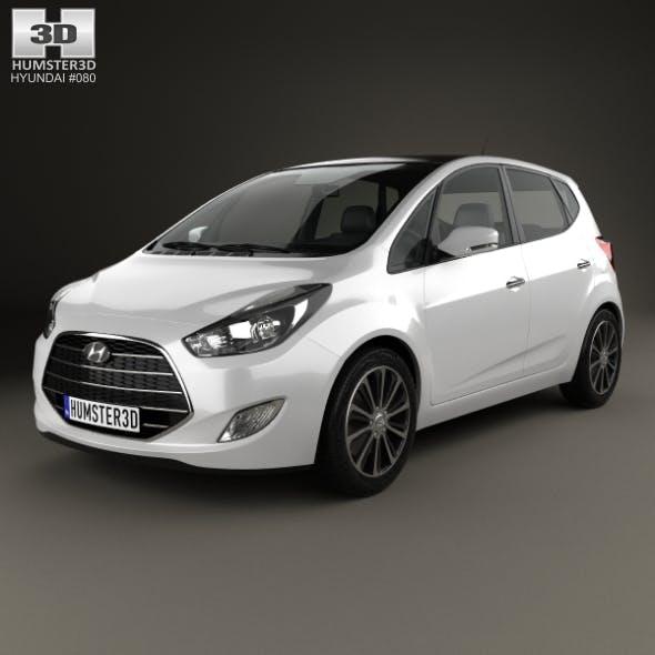 Hyundai ix20 2015