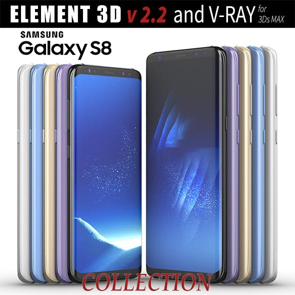 Samsung Galaxy S8 and S8 PLUS COLLECTION