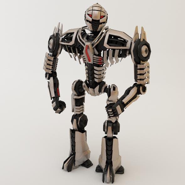 3D Model Robot GHK200 - 3DOcean Item for Sale