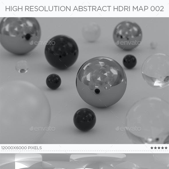 High Resolution Abstract HDRi Map 002