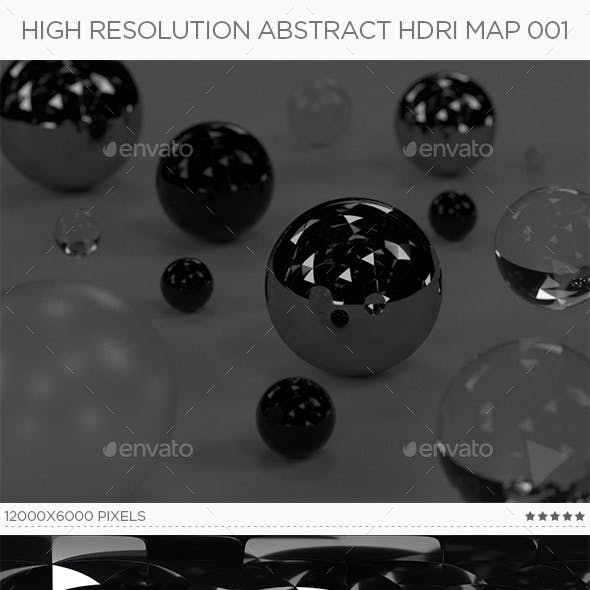 High Resolution Abstract HDRi Map 001