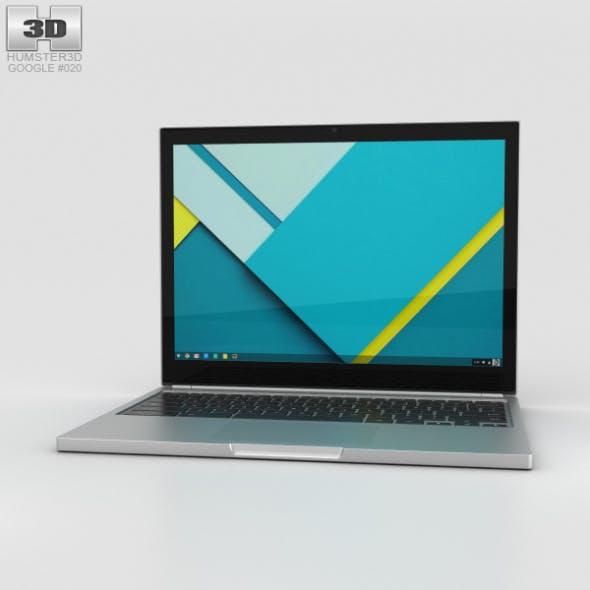 Google Chromebook Pixel 2015 - 3DOcean Item for Sale