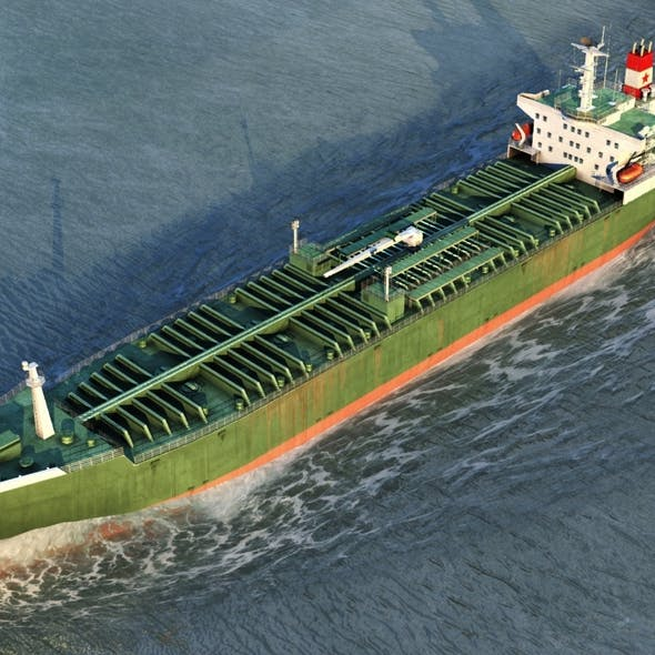Oil Tanker Vessel