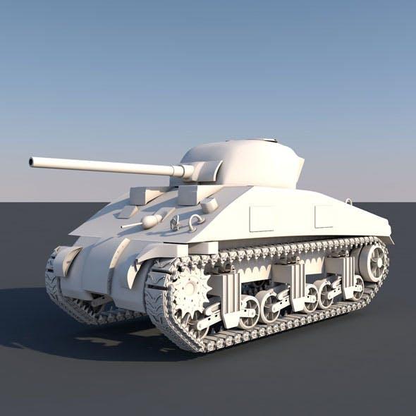 Tank_Sherman_M4A2