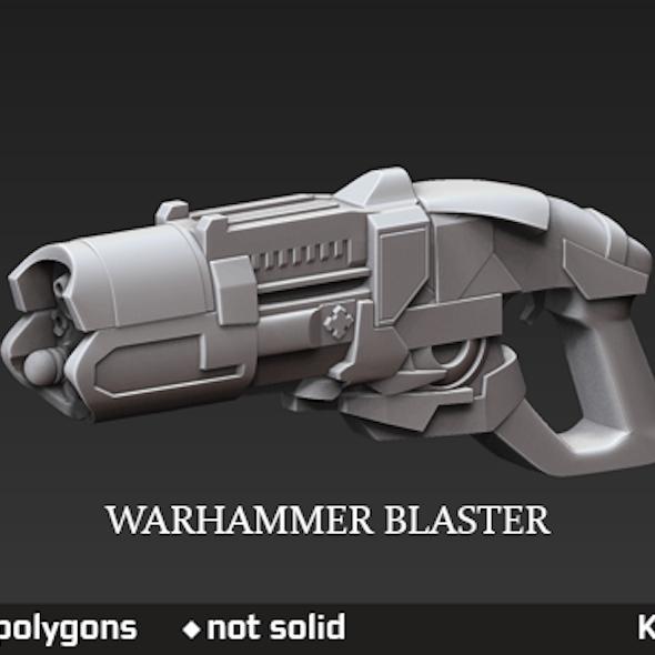 Warhammer 40000 Blaster