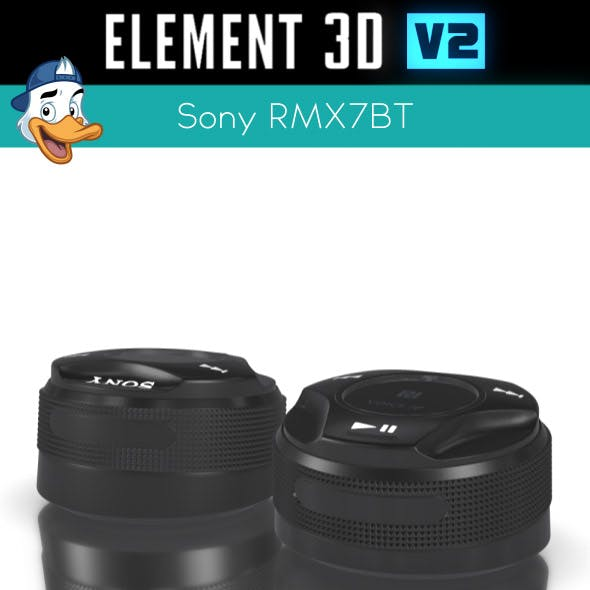 Sony RMX7BT for Element 3D