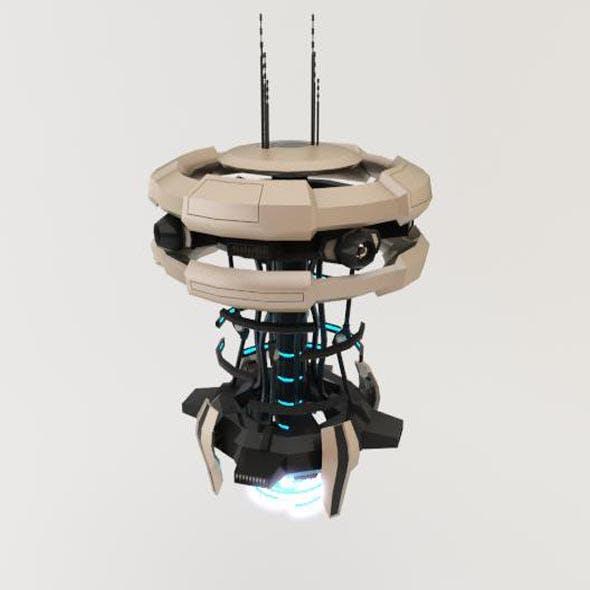 Robot N120 - 3DOcean Item for Sale