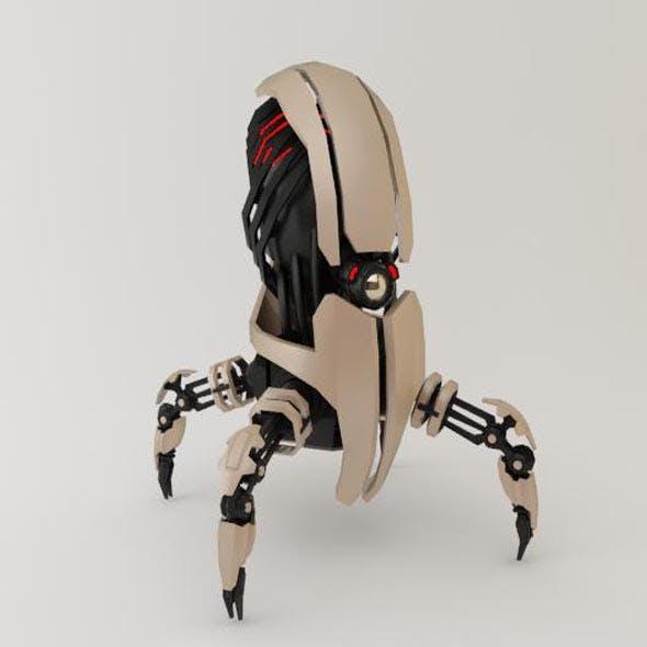 Robot FGT-1500 - 3DOcean Item for Sale