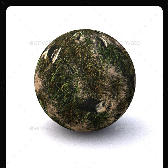 Grass Tile Texture 12