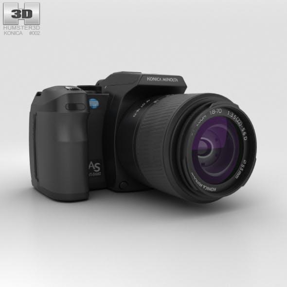 Konica Minolta Maxxum (Dynax) 5D - 3DOcean Item for Sale
