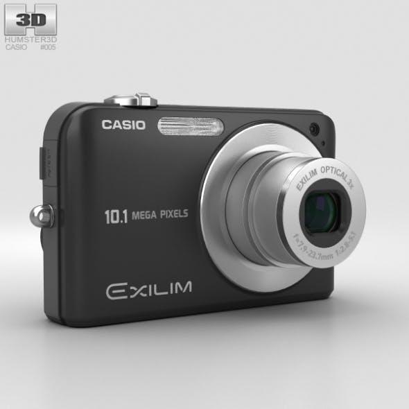 Casio Exilim EX- Z1050 Black - 3DOcean Item for Sale