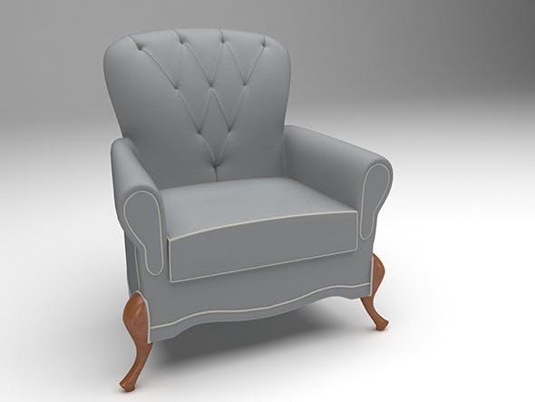 Barcelona sofa - 3DOcean Item for Sale