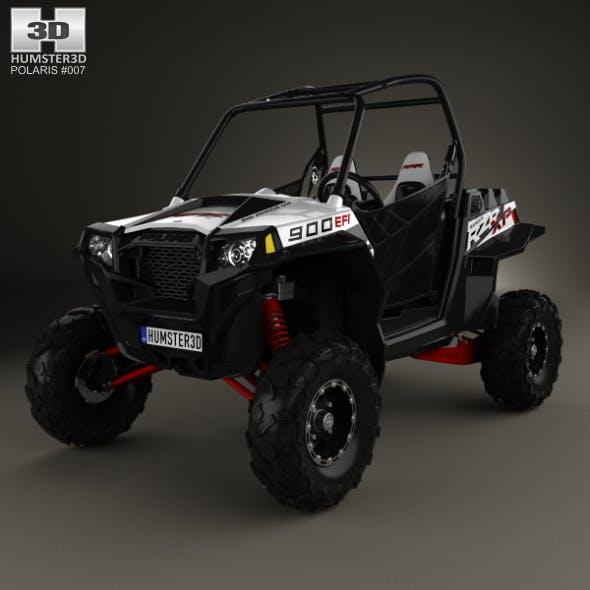 Polaris RZR XP 900 2011 - 3DOcean Item for Sale