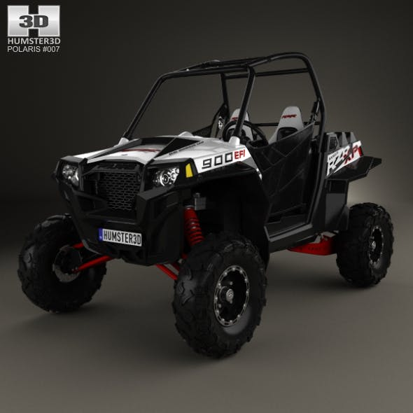Polaris RZR XP 900 2011