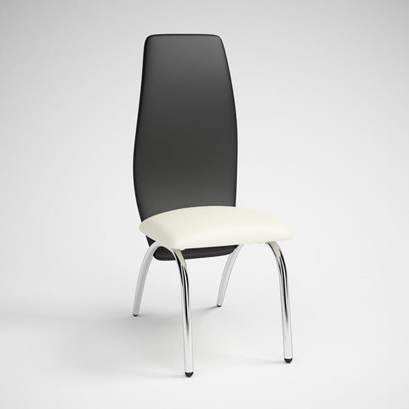 CGAxis Contemporary Side Chair 05
