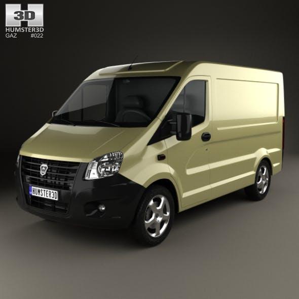GAZ Sobol Next Panel Van 2013