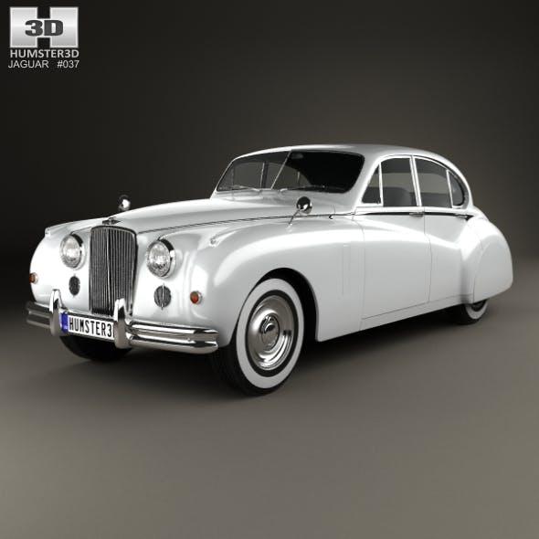 Jaguar Mark VII 1951 - 3DOcean Item for Sale